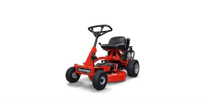 mower Handling